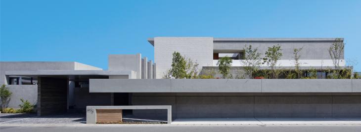 新しいカタチ コンクリート住宅のMOLS 人生を愉しむ、未来をつくる住まい