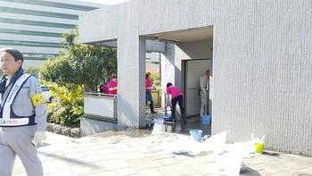 くまもと建麗会 トイレ清掃ボランティア
